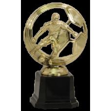 Cutout  Soccer Trophy